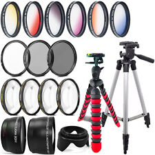 58mm Fisheye Wide Angle & Telephoto Lens  for Canon EOS Rebel T6i T6 T5i T5 T4i