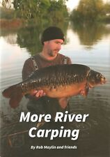 MAYLIN ROB COARSE FISHING BOOK MORE RIVER CARPING Off The Beaten Track Series