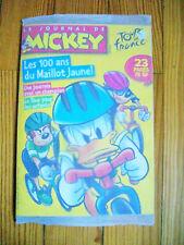Journal de Mickey Tour de France 2019 NEUF vélo goodies caravane collection vélo