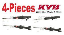 Set of 4 KYB Excel-G Shocks/Struts2-Front & 2-Rear for Honda Civic Acura Integra