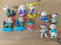 Rugrats Figure Bundle Lot Of 10 1998 Viacom