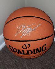 DONOVAN MITCHELL signed autographed UTAH JAZZ Replica Game basketball w/ COA