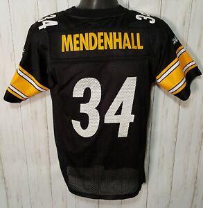 NFL Pittsburgh Steelers Rashard Mendenhall #34 Youth Football Jersey Large 14-16