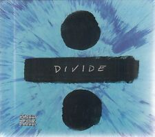 [Deluxe] * Divide by Ed Sheeran (CD, Mar-2017, W Slipcover (Label)NOW SHIPPING !