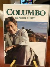 Columbo - The Complete Third Season (DVD, 2013, 4-Disc Set) Peter Falk/LN!