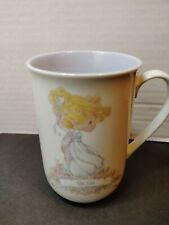Precious Moments Beth Name Mug Personalized Cup 1991