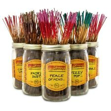 Orange Amber Vanilla Wildberry SPANISH MOSS Incense 10 stick pack FREE SHIPPING