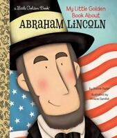My Little Golden Book About Abraham Lincoln by Bader, Bonnie