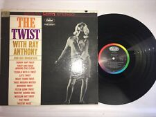 The Twist - With Ray Anthony His Bookends & Dance Craze - Set of 2 LPs Capitol