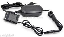 LP-E6 AC adapter ACK-E6+ DR-E6 dc coupler for Canon 60D 6D 7D 5D Mark II III