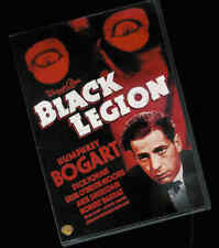 BLACK LEGION (DVD) HUMPHREY BOGART  -  Near Mint from an opened box set