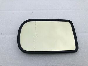 BMW E39/ E38 5 7 Series OEM Mirror Glass Left Side Heated & Dimming