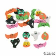 Mini Halloween Assortment Erasers (pack 10)