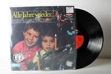 "Alle Jahre Wieder Album LP VINILE 33 Giri 12"" Pollici MUSICA da Collezione FOLK"