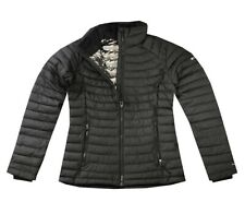 Columbia Women's White Out II Jacket  Omni-Heat Size 1X, Black