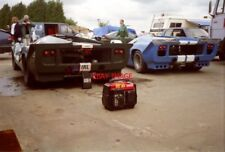 PHOTO  COYS 94 A BUSY TIME IN THE PIPER EQUIPE PADDOCK WITH ALL SORTS OF MOUTH-W