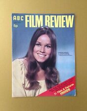 ABC Film Review Magazine July 1971 Barbara Hershey Cover
