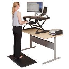 Standing Desk 68cm - Stand Up Desk - Sit Stand Workstation - Height Adjustable