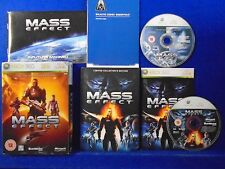 xbox 360 MASS EFFECT Limited Tin Collectors Edition REGION FREE Pal English