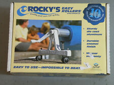 Rocky's Eazy 3 Portable Inground Swimming Pool Solar Reel Up to 45' X  24'