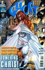 Ghost { Dark Horse - Jun 2000 } {2nd Series} #20 #21 #22