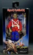 "Iron Maiden Eddie The Trooper 8 "" Clothed action figure Doll 20cm NECA IN Box"