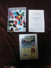 Prentice Hall Molecular Model Set General & Organic Chemistry 1998 Science Neat
