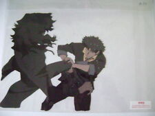 Cowboy Bebop Movie Spike Vs Vincent Anime Production Cel