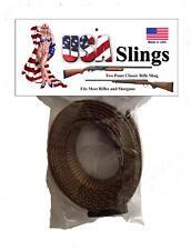 Rifle Sling Coyote Brown - 2 Point Gun Sling