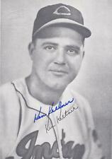 Ken Keltner- Signed Vintage Photograph