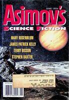 Vtg Isaac Asimov's Science Fiction Magazine June 1994 Mary Rosenblum m766