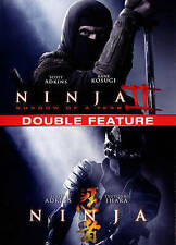 Ninja & Ninja II: Shadow of a Tear Double Feature by