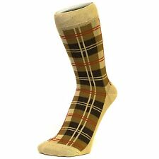 Tartan Design Ankle Socks (Size: 4-7)