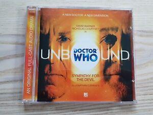 Doctor Who Unbound Sympathy for the Devil CD