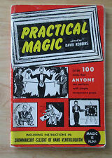 Practical Magic edited by David Robbins 1953 good condition