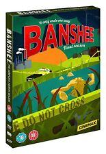 Banshee - Season 4 [2016] (DVD)
