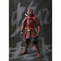 Bandai Movie Realization Samurai Spider-Man Painted Action Figure