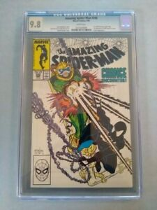 The Amazing Spider-Man #298 CGC 9.8 (Mar 1988, Marvel)
