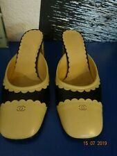 """""""CHANEL CHAUSSURE  MULE  FEMME A TALONS """"  POINTURE  38 """" CHANEL"""