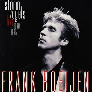 Frank Boeijen ‎– Stormvogels - Live 1990 1995   New 2-cd in seal