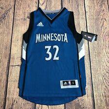 Adidas Boys Small Karl Anthony Towns Minnesota Timberwolves Swingman Jersey