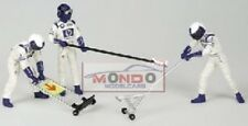 Pit Stop Williams Jack Set 1/43 Minichamps 343100054 Modellino
