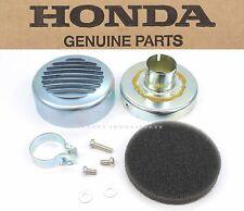 New Genuine Honda Air Filter Cover Housing & Element 67-71 Z50A Mini Trail #L37