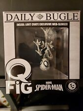 Marvel/Loot Crate Exclusive Spider-man Daily Bugle Web Slinger Q-FiG