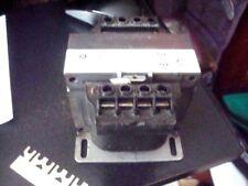 GE 9T58K2877  control Transformer  240 /24 V 120/12 volt 0.200 kva