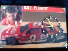 VINTAGE BILL ELLIOTT NASCAR CLOCK