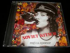 Regina Spektor – Soviet Kitsch - CD - 2004 - Shoplifter Records