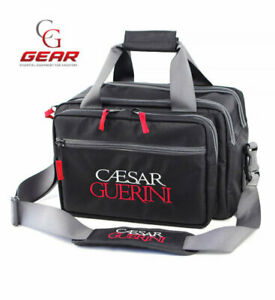 Caesar Guerini Men's Boxlock Range Bag - Gray