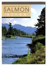 Salmon River Idaho Postcard River of No Return Lewis & Clark Waterways Posted