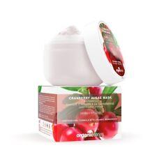 Cranberry Algae Mask 200ml 100% Natural Genuine Organic Series 2611